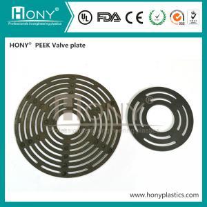 Cheap Long Life Use Wear Resistant CNG Compressor PEEK Valve Plate wholesale