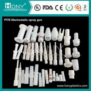Cheap PTFE Electrostatic-Spray-Gun-Plastic-PTFE-4F Parts wholesale