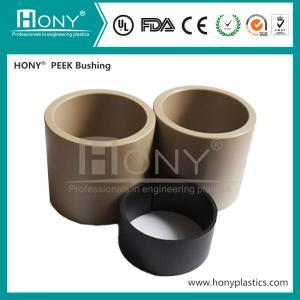 Cheap High Quality Small PEEK Bushing/Sleeve 2mm-20mm Diameter Bushing Manufacture wholesale