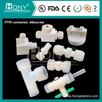 Buy cheap PTFE Connector, PTFE Elbow,PTFE Tee from wholesalers