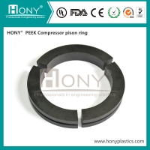 Cheap Custom Compressor Parts PEEK Small Piston Rings wholesale