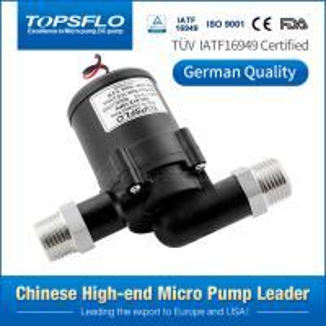 TOPSFLO Professional supplier dc solar water heater system pump/Solar Water Pump