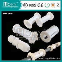 Cheap PTFE Roller For Semiconductor Wafer Cleaning Machine Accessories wholesale