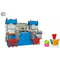 Cheap Colorful Silicone Bowl Cup Vacuum Compression Molding Machine 350mm Heating Plate For Kitchen wholesale