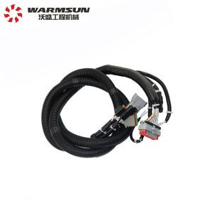 Cheap Copper DC30V Excavator Wiring Harness Excavator Electric Parts wholesale