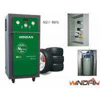 Cheap Truck / Bus Nitrogen Inflator with Automatic N2 Dynamic Simulative System wholesale