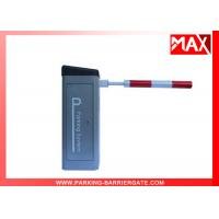 EconomicParking Barrier Gate With DC Motor for Entrance and Exit Security Parking System