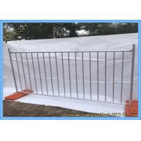 Buy cheap 2.1m x 2.4m Easy Removable Temporary Modular Fence For Sports Events, Constructi from wholesalers