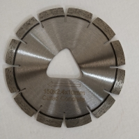 Cheap Early Entry Soff Cut 150mm Cured Concrete Saw Blades wholesale