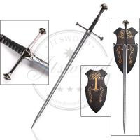 """Cheap 52.7"""" movie lord of the rings weapon replica anduril sword of king elessar wholesale"""