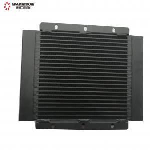 Cheap 15KG B229900001996 Slim Profile Radiator Reach Stacker Spare Parts wholesale