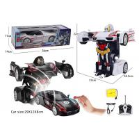 Buy cheap Cool Children's Remote Control Toys , Transformers RC Car Porsche Style from wholesalers