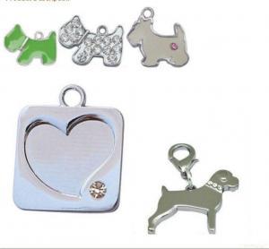 .hanging Dog /pet Tags.paw/dog/bone Tags . Necklace Pendants .
