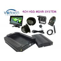 Cheap 3G HD HDD Rugged Mobile DVR hidden security cameras system for Taxi management wholesale