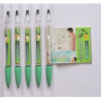Cheap Customized Printing Banner ball pen wholesale