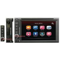Cheap Two din car dvd player with gps navigation system wholesale