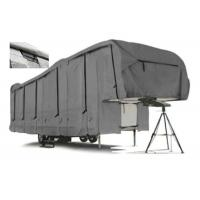 Cheap Rv 5th Wheel Covers /  Durable RV Cover Resistance To Rainfall And Snow wholesale