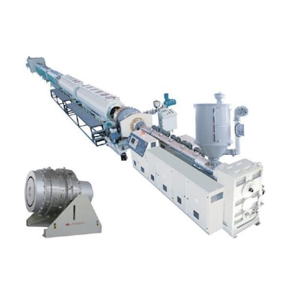 Pvc Pipe Extrusion : Plastic pipe extrusion line pvc