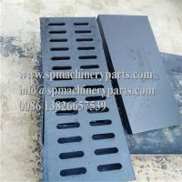 "Quality High performance light duty 19-11/16"" L x 5-1/4"" W x 3/4"" H rectangular ductile for sale"