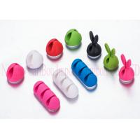 Cheap Plastic Desk Cell Phone Accessories Cable Management Clips Multifunctional wholesale