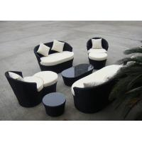 8pcs hot rattan and wicker furniture