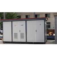 Beautiful Appearance Box Type Substation / Compact Transformer Substation