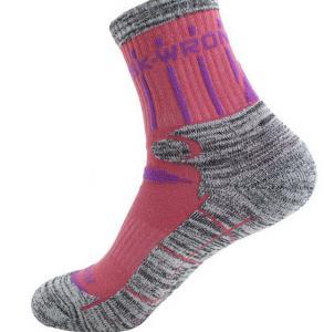 Padded Compression Running Socks