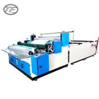 China TF-TPM 1575 Edge-embossment automatic toilet tissue paper making machine on sale