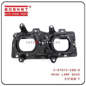 Cheap 5-97015-288-R 597015288R Isuzu Body Parts Head lamp Base For NKR NPR wholesale