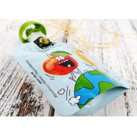 Cheap Reusable Baby Food Spout Pouch Bag High Barrier Multi Colors Custom Printing wholesale
