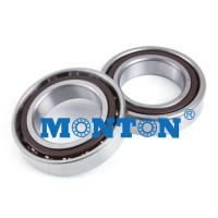 Buy cheap 7205BP5 P4 P2 High Speed Rotation Angular Contact Ball Bearing for Engraving from wholesalers