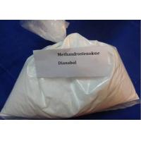 Buy cheap Raw Steroid Powders Metandienone / Dianabol / Methandienone / D-bol for Men Muscle Growth from wholesalers