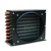 Cheap FNH Small Plate Heat Exchanger , High Efficiency Heat Exchanger Air Cooled Copper Tube wholesale