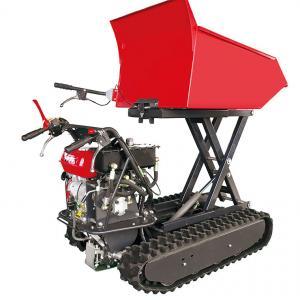 Cheap ED500B Easy operate gasoline mini dumper 500kg, small mining truck dumper wholesale