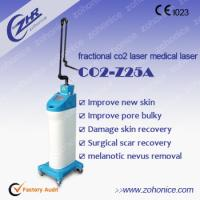 Cheap Sealed Off Fractional Co2 Laser Machine For Scar Removal With LCD Display wholesale
