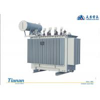 Cheap 10 ~ 35kv Three phase Distribution Oil-Immersed Power Transformer wholesale