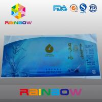 Cheap PVC Heat Shrink Sleeve Labels For Water Bottle Packaging Customized Printed wholesale