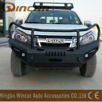 Cheap Steel Material 4X4 Off-Road Accessories The Whole Set Front Bumper For D-Max wholesale