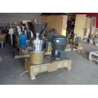 Buy cheap New Colloid Mill For Peanut And Sesame Paste from wholesalers