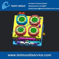 Cheap thin walls plastic cup lids mould designs,thin-wall injection box and lids mould wholesale