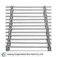 Cheap Stainless Steel Cable Mesh Cable pitch: 40mm Cable diameter: 3mm X 3 wholesale