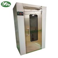 Lacquering Board Cleanroom Air Shower , Clean Room Cleaning Equipment For 4-6 People