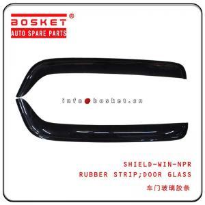 Cheap 700P SHIELD WIN Isuzu NPR Parts Door Glass Rubber Strip High Performance wholesale