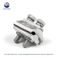 Cheap ISO9001 CAPG 300sqm Parallel Groove Clamp Connector wholesale