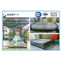 Cheap Paper Mill Pallet Handling Systems Customized Model With Roller Conveyor wholesale