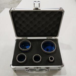 Cheap 68mm 5pcs Granite Diamond Core Drill Bits For Tile Hole Saw wholesale