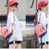 Buy cheap New personality fashion Hong Kong wind mobile phone bag single-shoulder slanting from wholesalers