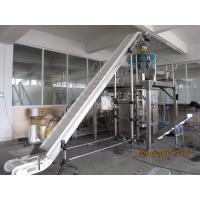 Cheap Stainless Steel Nuts Crispy Automatic Packaging Machine with Feeding Elevator wholesale
