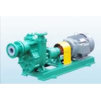 Cheap FZB steel lined Fluorine plastic self priming pump corrosion resistant pump wholesale