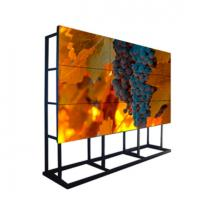 Cheap Full HD 1080p Samsung LCD Video Wall Monitor 6.7mm Bezel For Live OLED TV Station wholesale
